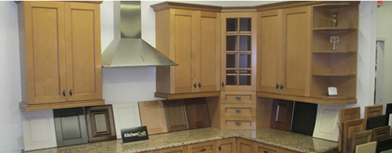 Custom Cabinets in Our Rockland County NY Showroom – R & S Cabinets