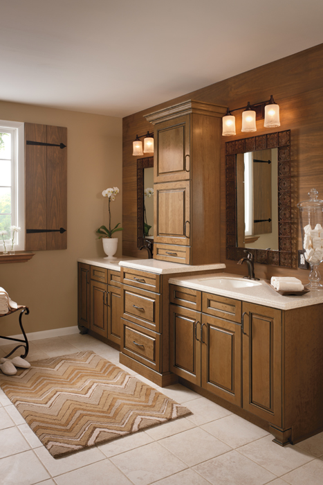 bathroom vanities and countertops at our orange county showroom